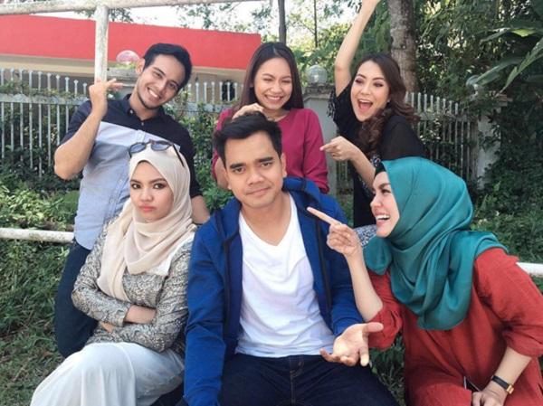 Biodata Hafidz Roshdi Hero Drama 'TUNDUKKAN PLAYBOY ITU' Yang Ramai Tidak Tahu!
