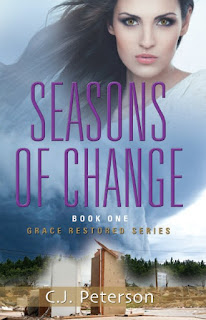 seasons of change, CJ Peterson, christian fiction