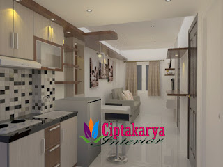 Design-Interior-2-bedroom-city-park-terbaru