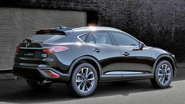 Burlappcar All New Mazda Cx 8 Coming Up
