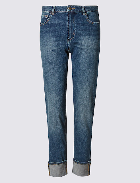 Marks and spencer relaxed slim leg jeans