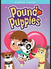 Pound Puppies: Puppy Love DVD