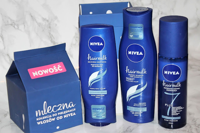 Nivea Hair Milk!