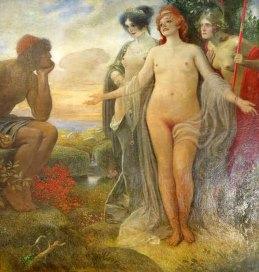Подборка картин «Суд Париса»