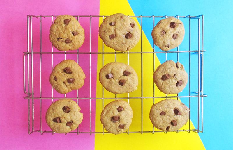 Cookies americanos yummis
