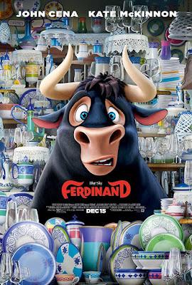Ferdinand 2017 Dual Audio Hindi Org 720p HEVC BRRip ESub 550MB