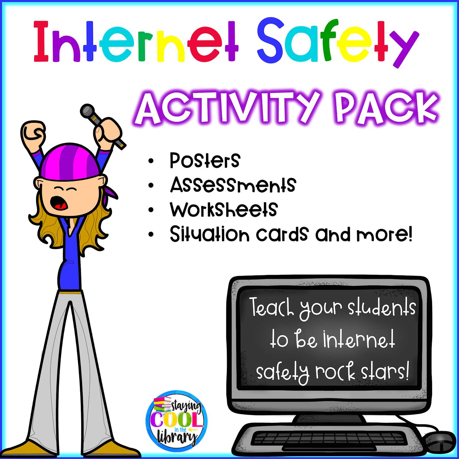 Cyberbullying Resources For Elementary Students