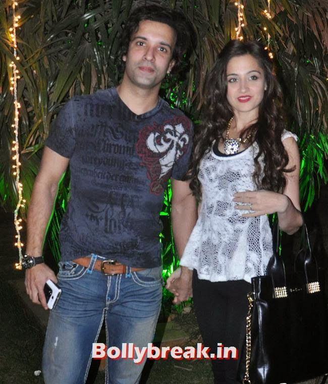 Aamir Ali and Sanjeeda Sheikh, Hot Tv Babes at GR8 Calendar 2014 Launch