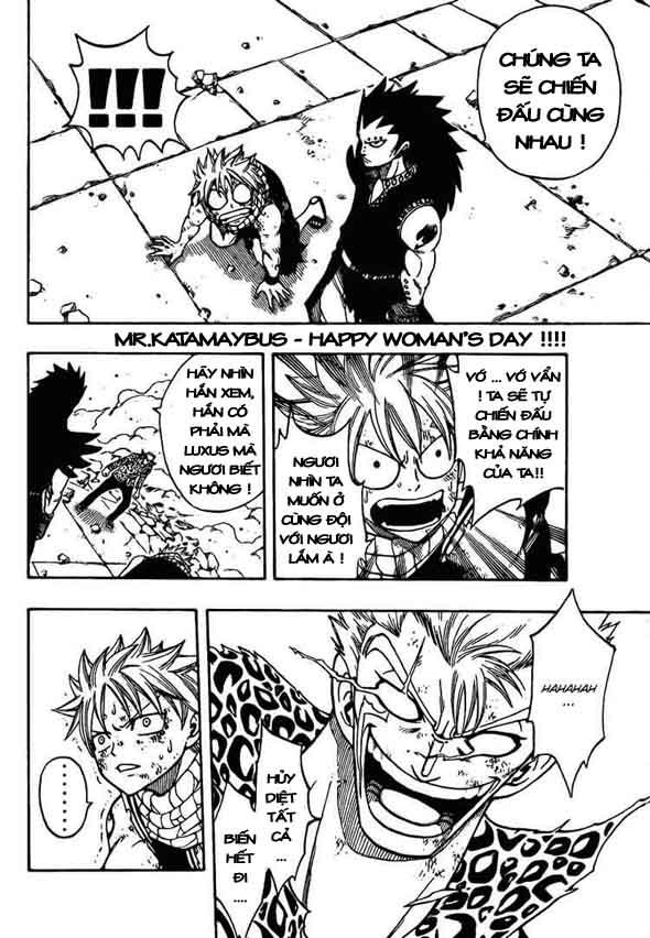 Fairy Tail chap 123 trang 15