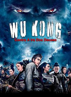 Wu Kong: Contra a Ira dos Deuses - BDRip Dual Áudio