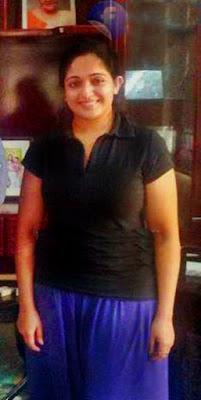 Kavya Madhavan pavada blouse photos
