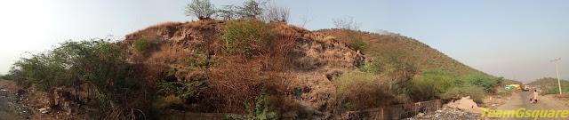 Kudatini Ash Mound