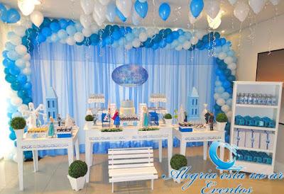 mesa festa de aniversario