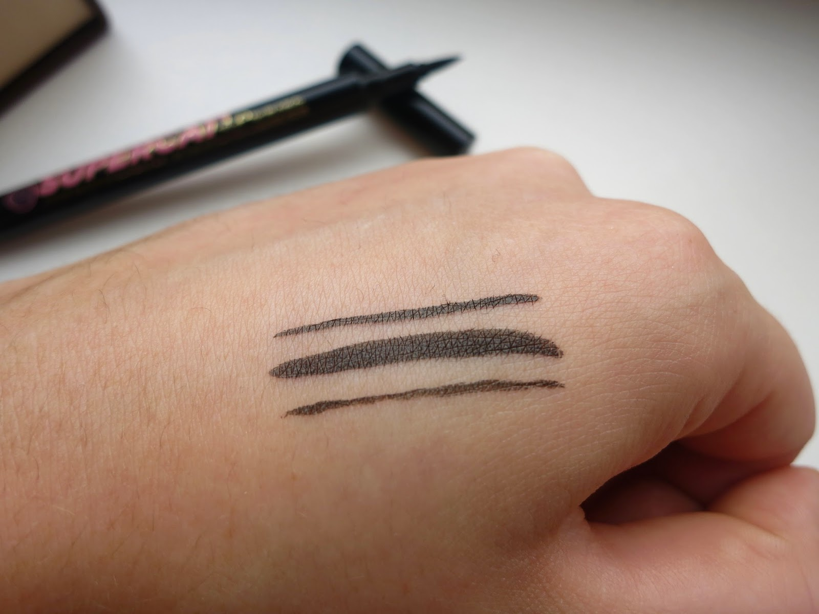 Soap & Glory Supercat Liquid Eyeliner