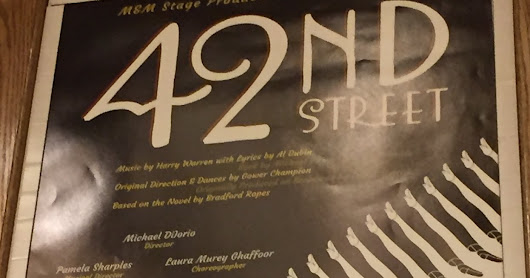 Theater Thursday: 42nd Street and The Children's Musical Theater Festival
