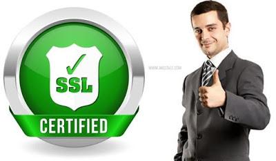 اخيرا رسميا بلوجر تمنح شهادة SSL للدومينات المدفوعة مجانا من جوجل