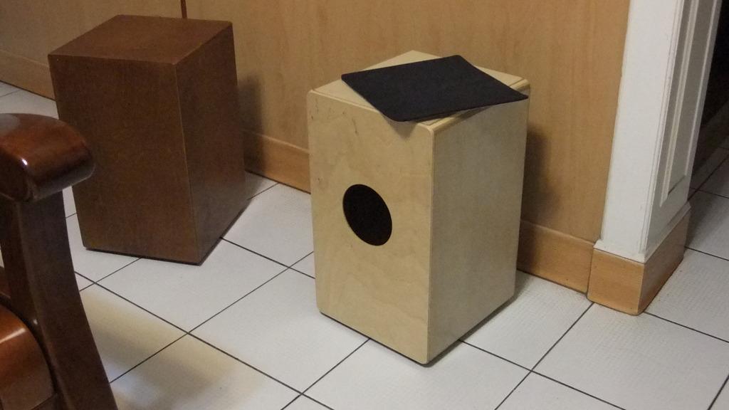 魔法設計的藝術: 阿里巴巴木箱鼓