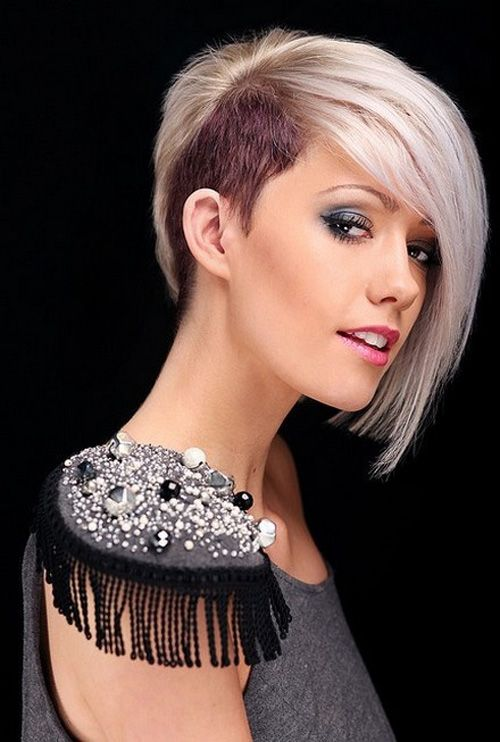 Glamorous Rockstar Hairstyles The Haircut Web