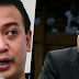 Sen. Antonio Trillanes IV Blames Sen. Kiko Pangilinan Who Turns Off Sen. Cayetano's Micropone