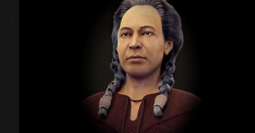 Revelan rostro en 3D de la Señora de K'anamarka descubierta en el distrito de Alto Pichigua - Cusco