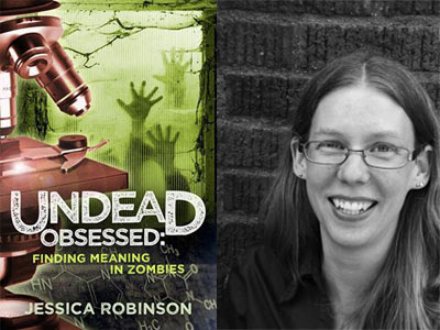 Summer of Zombie: Teaser from Undead Obsessed by Jessica Robinson