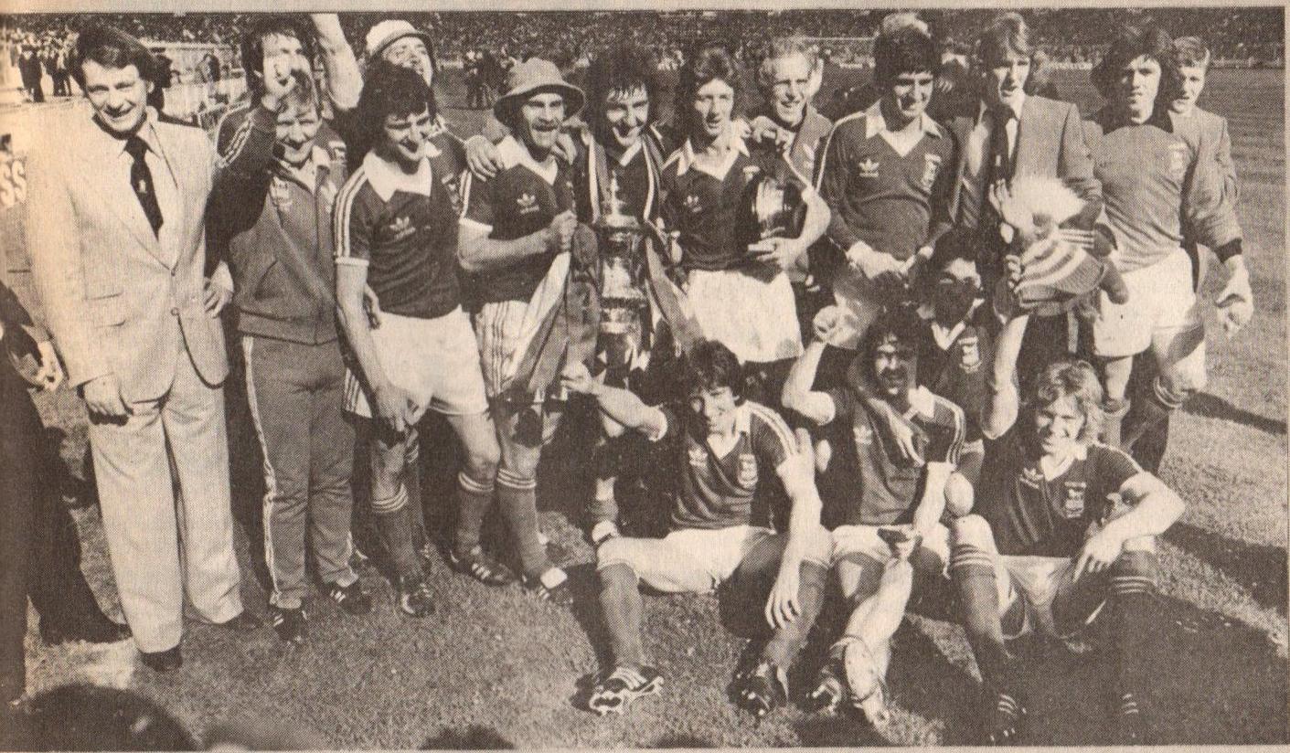 Soccer Nostalgia Old Team photographs Part 34b
