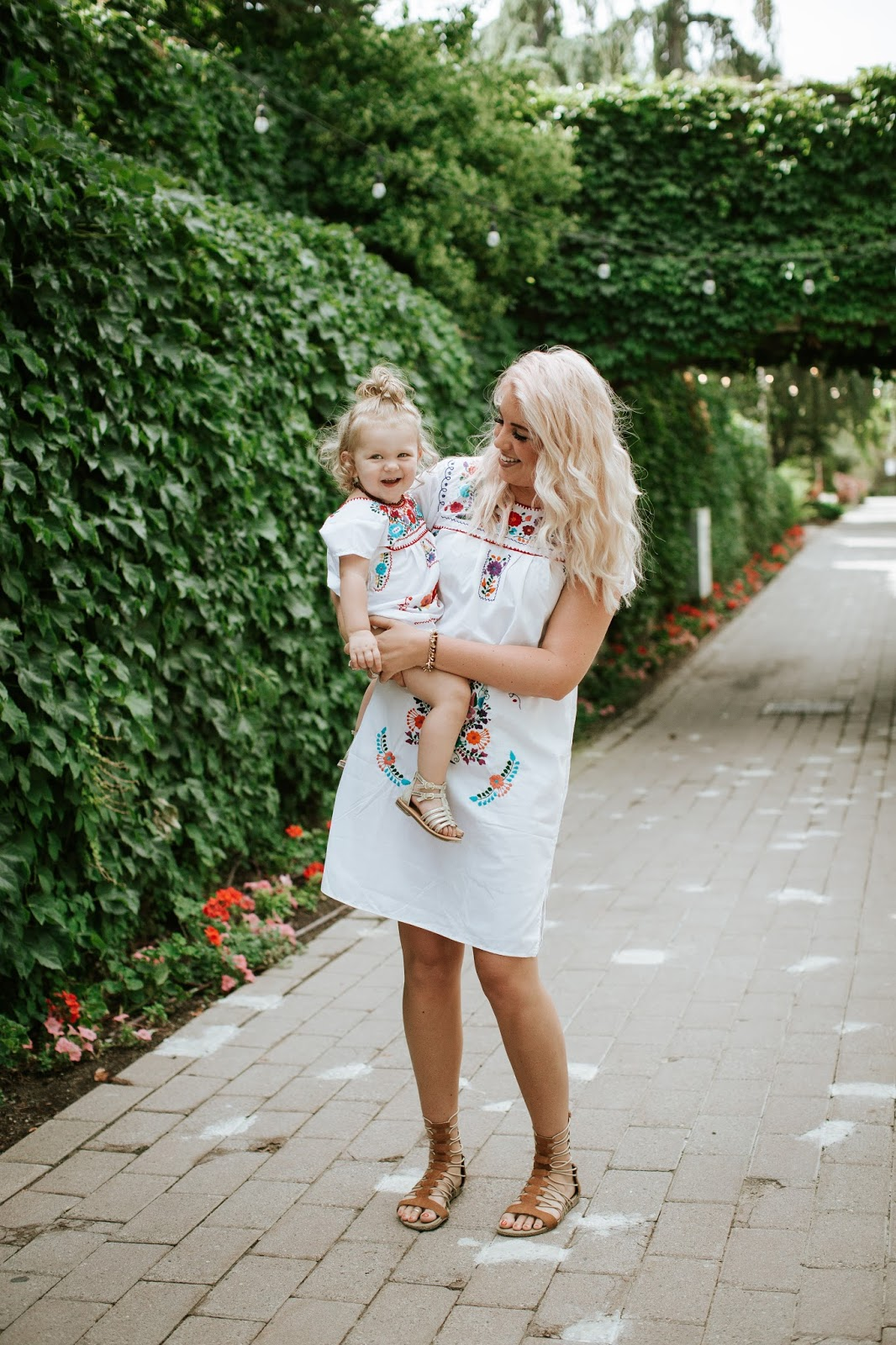 Mommy and Me outfit, utah fashion blogger
