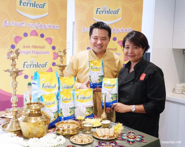 Fernleaf Malaysia Celebrates Deepavali 2016