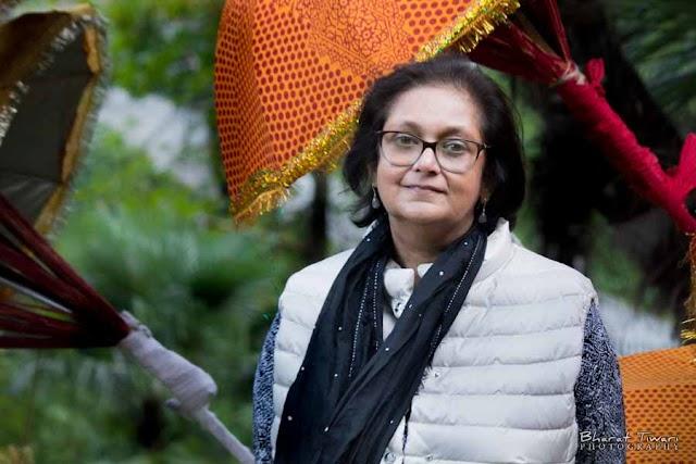 नमिता गोखले को शताब्दी राष्ट्रीय पुरस्कार @NamitaGokhale_ 
