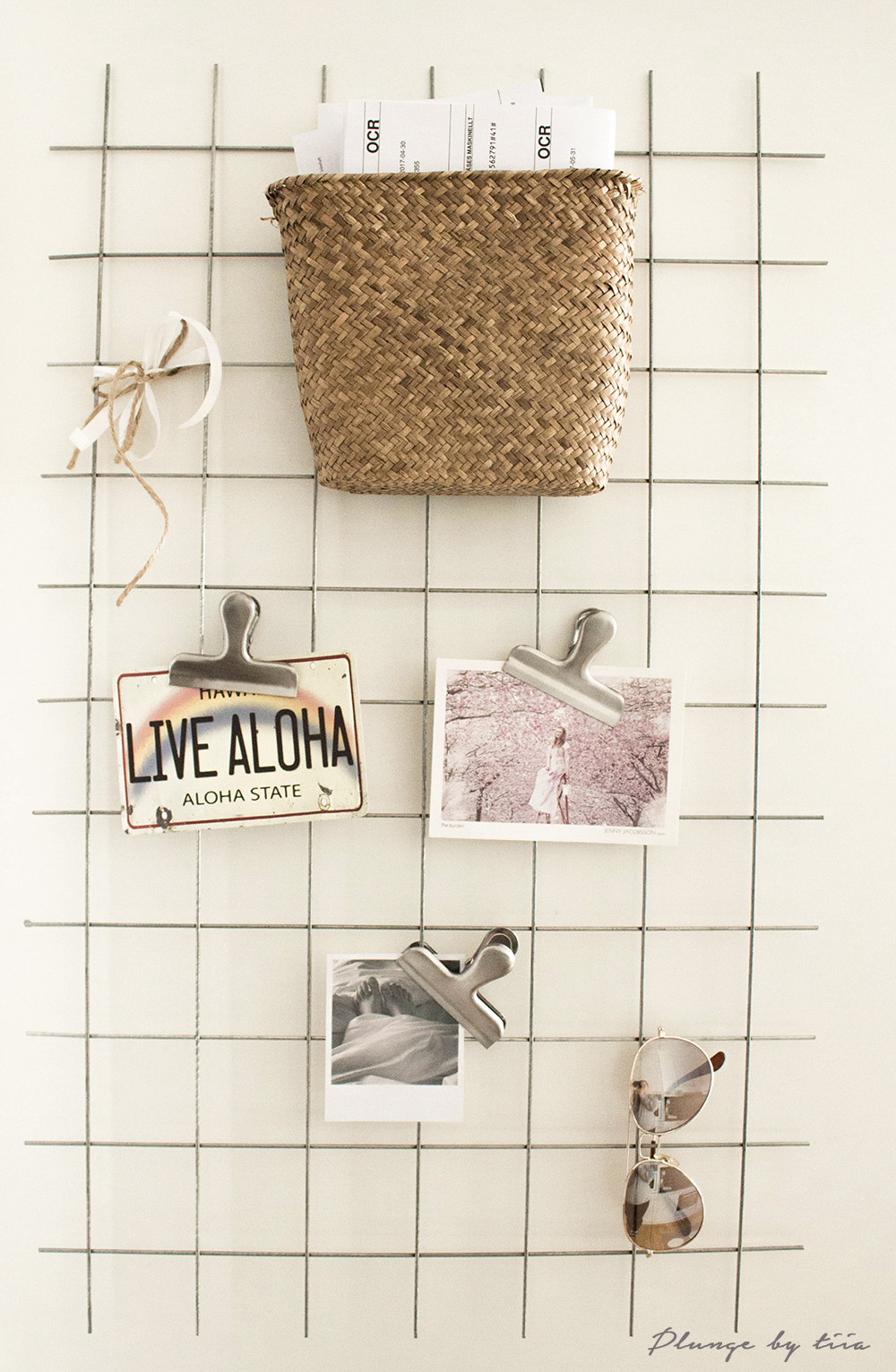 DIY Memory board - plunge by Tiia - Tiia Willman