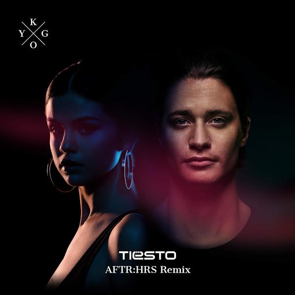 Kygo & Selena Gomez - It Ain't Me (Tiësto's AFTR:HRS Remix) - Single Cover