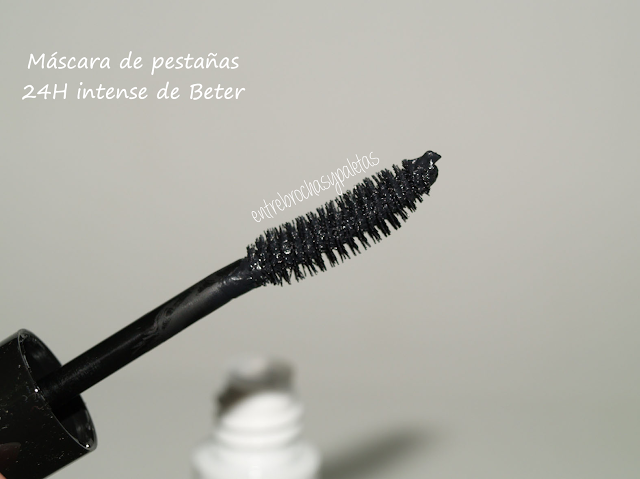 mascara pestañas volumen beter