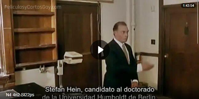 CLIC PARA VER VIDEO Que Nadie Duerma - No One Sleeps - PELICULA - 2000