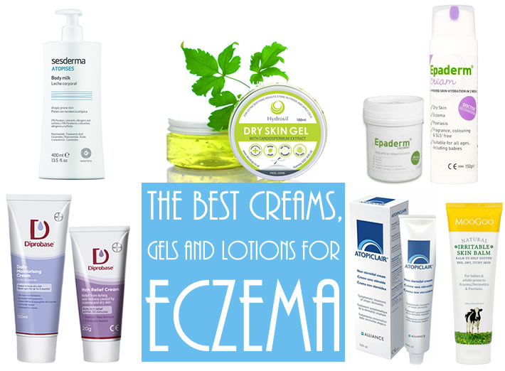 Emollients for managing Eczema