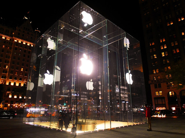 New York, Apple Store