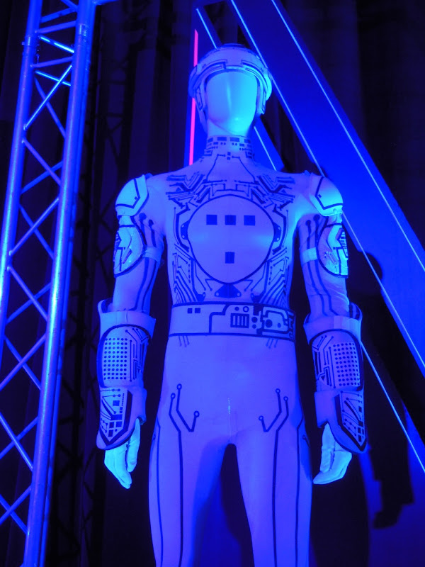 Tron 1982 movie costume