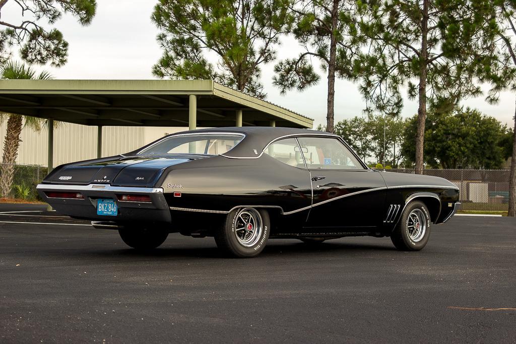 Bbuick Bskylark on American Muscle Cars 1960s