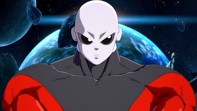 Dragon Ball FighterZ Jiren