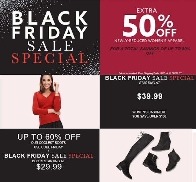 Lord & Taylor Black Friday 2017