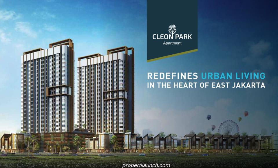 Apartemen Cleon Park Jakarta Garden City