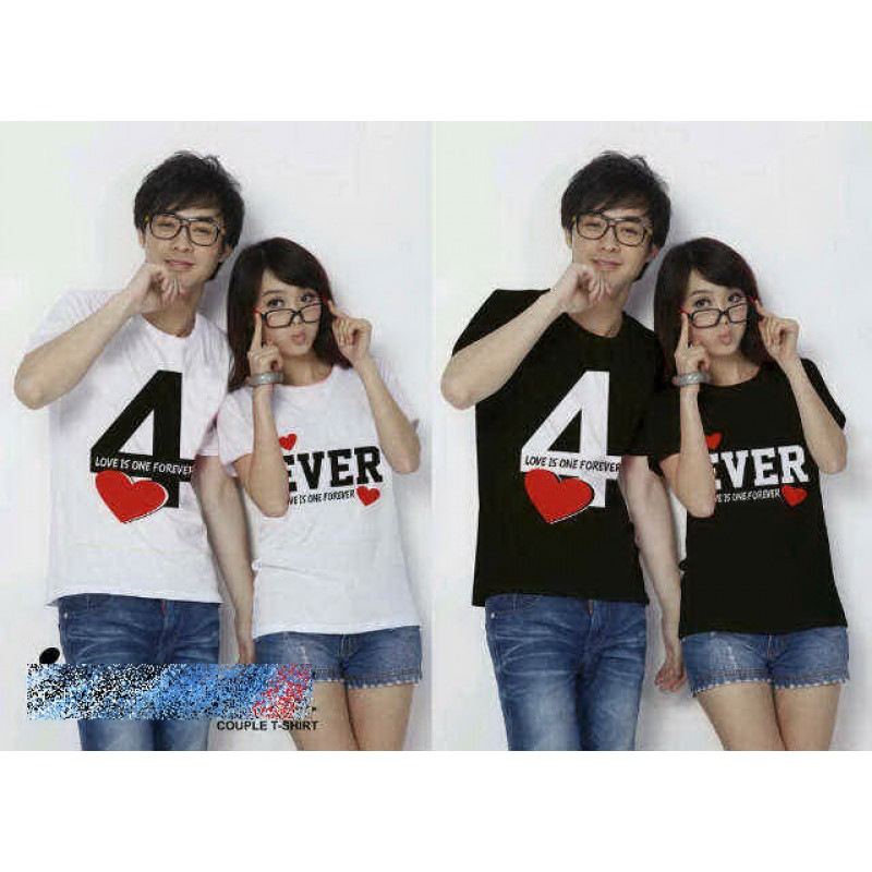 Jual Baju Couple 4ever - 22143