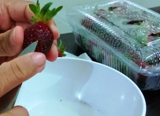 biji Strawberry