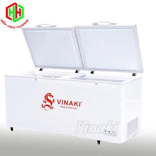 Tủ cấp đông Vinaki dung tích 1100 Lít