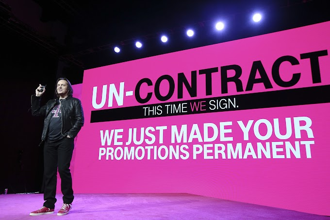 T-Mobile announces Un-carrier 9.0 with Un-Contract and Carrier Freedom