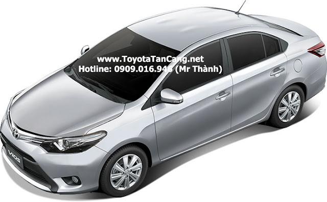 Hệ thống an toàn của Toyota Vios vượt trội hơn Hyundai Accent