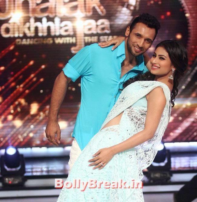 Mouni Roy, Jhalak Dikhhla Jaa Season 7 Grand Launch Pics