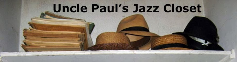 Uncle Paul's Jazz Closet