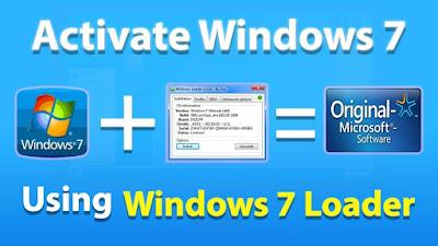 Cara Aktivasi Windows 7 Semua Versi Permanen Offline