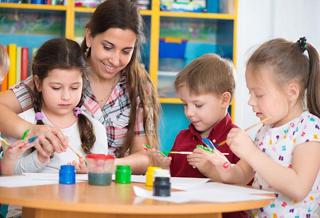 Model Pembelajaran Berbasis Sentra Pendidikan Anak Usia Dini