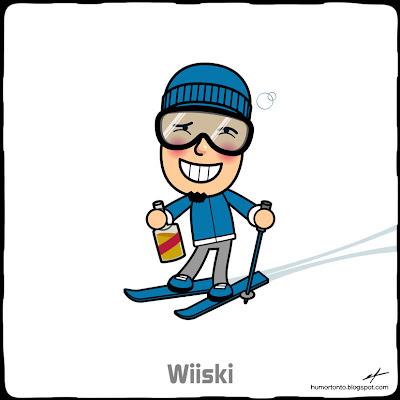 Wiiski, de Humor tonto para gente inteligente